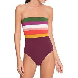Make Offer Robin Piccone Suzie Bandeau Swimsuit
